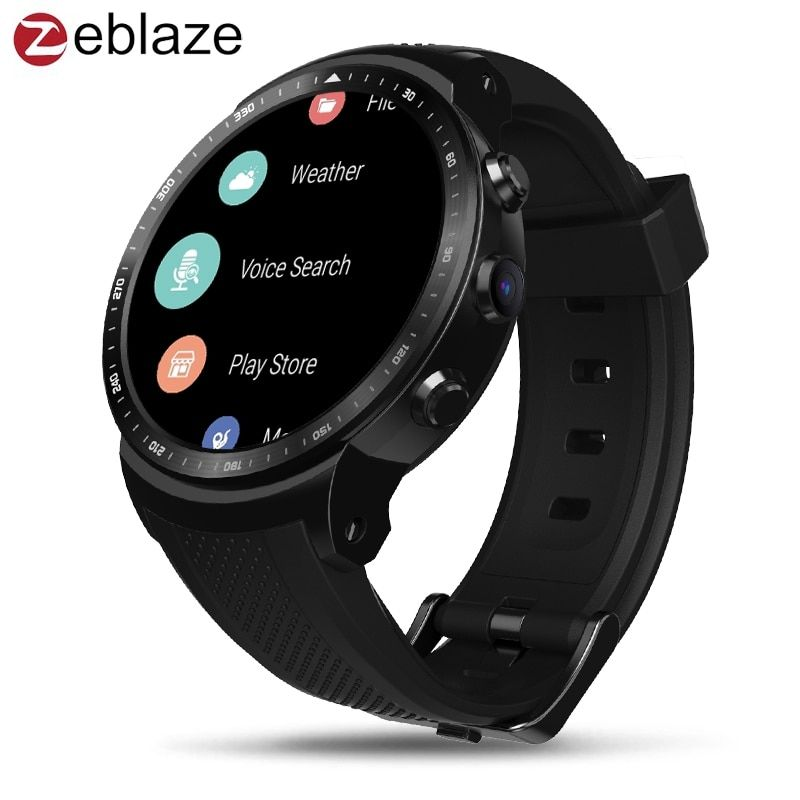 Zeblaze Thor PRO 3G Android Smart Watch Mobile Phone Multi Dial Heart Rate WiFi Bracelet Wristband Wristwatch Men Women Sports