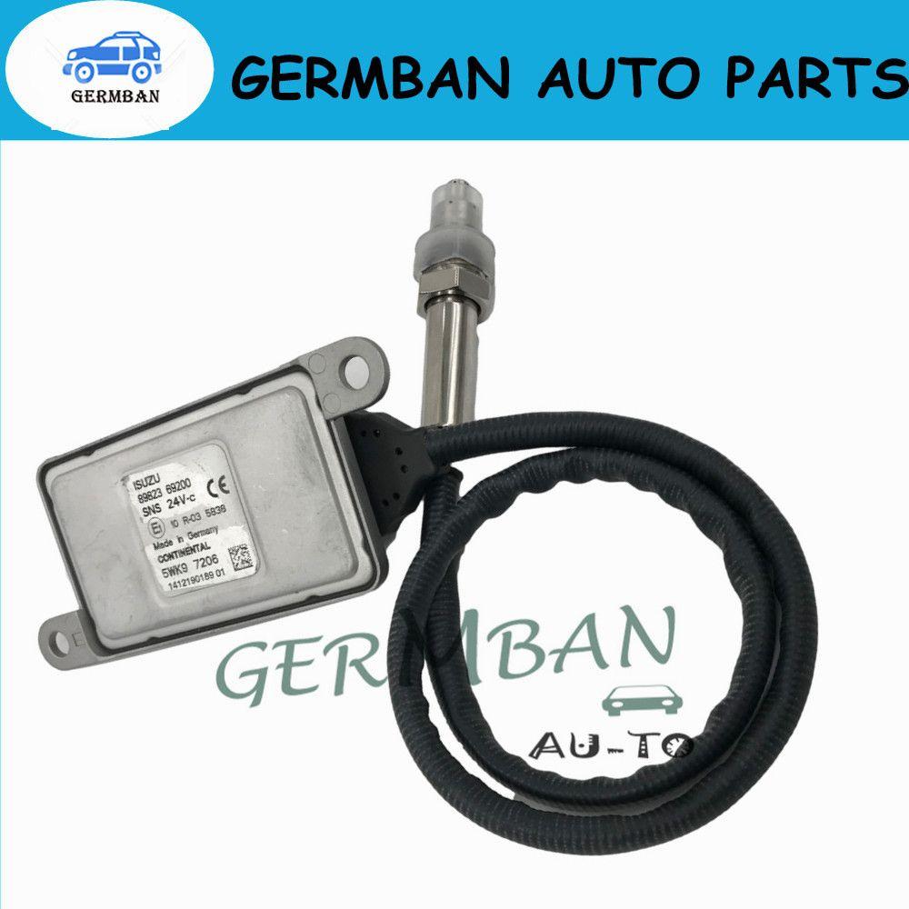 New Manufactured Lambda Nox Sensor For ISUZU Man TGX 18.440 4x2 BLS PART NO#5WK9 7206 89823-69200 8982369200 5WK97206 8982369200