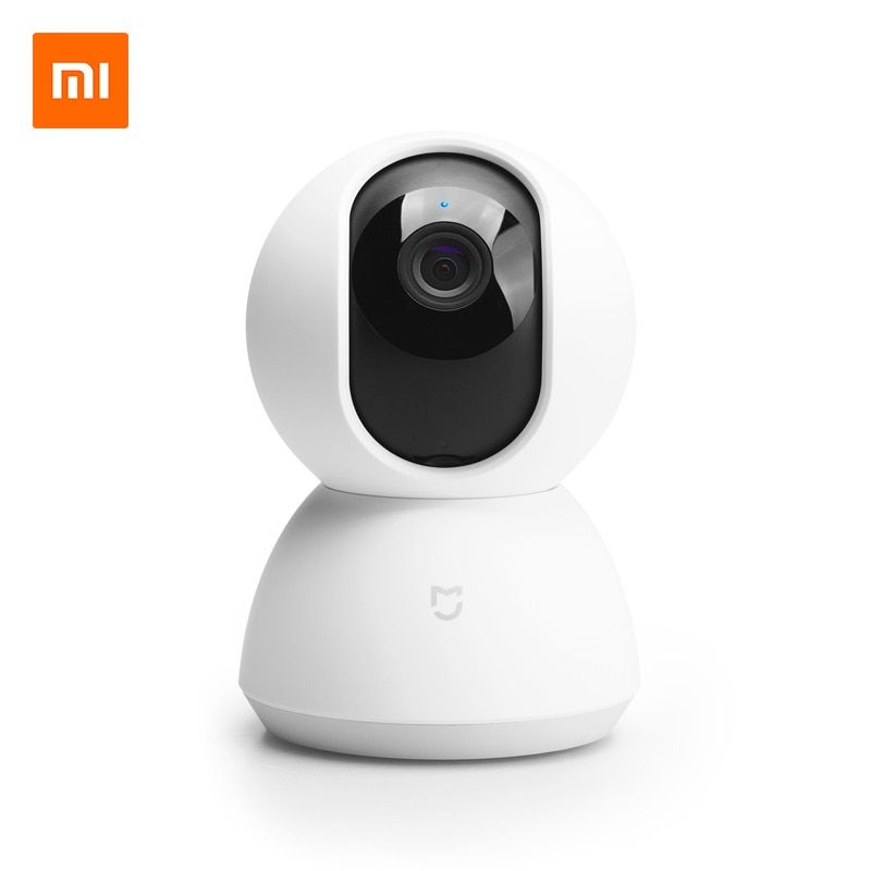 Original Xiaomi Mijia Smart Camera 360 <font><b>Angle</b></font> 720P New Version AI 1080P Night Vision Webcam IP Camcorder Intelligent DV WiFi APP