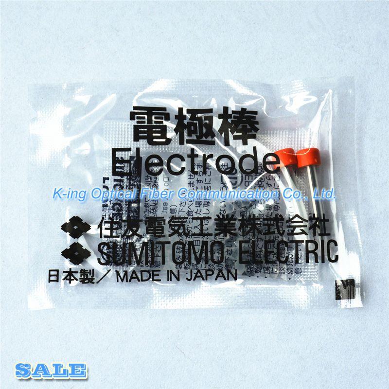 1 double D'origine T39 Électrodes T81C T-71C T-71M T-600c Q101 ER-10 T71c Z1C type-81C Fiber Optique Fusion Colleuse Électrode