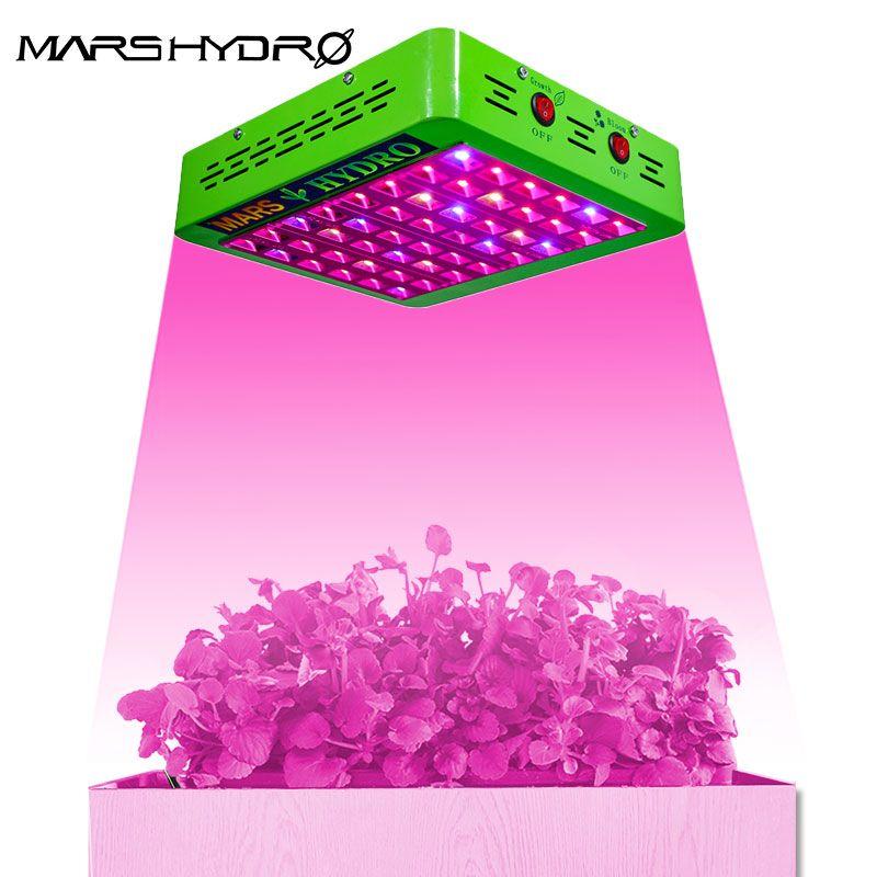 Mars hydro led reflektor 300W wachsen licht gesamte spektrum indoor hydrokultur systeme Veg blumen anlage wachsen licht
