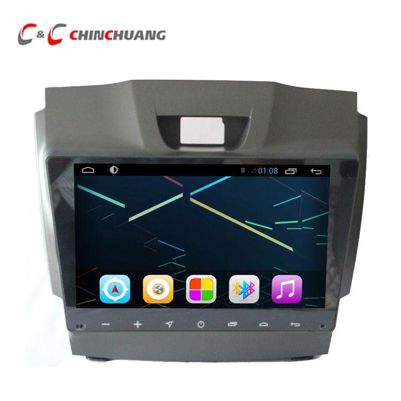 Updated ! Octa-core T8 2G RAM Android 8.1 Car DVD Player for Isuzu D-max MU-X Chevrolet Trailblazer Colorado S10 Radio, Gray !