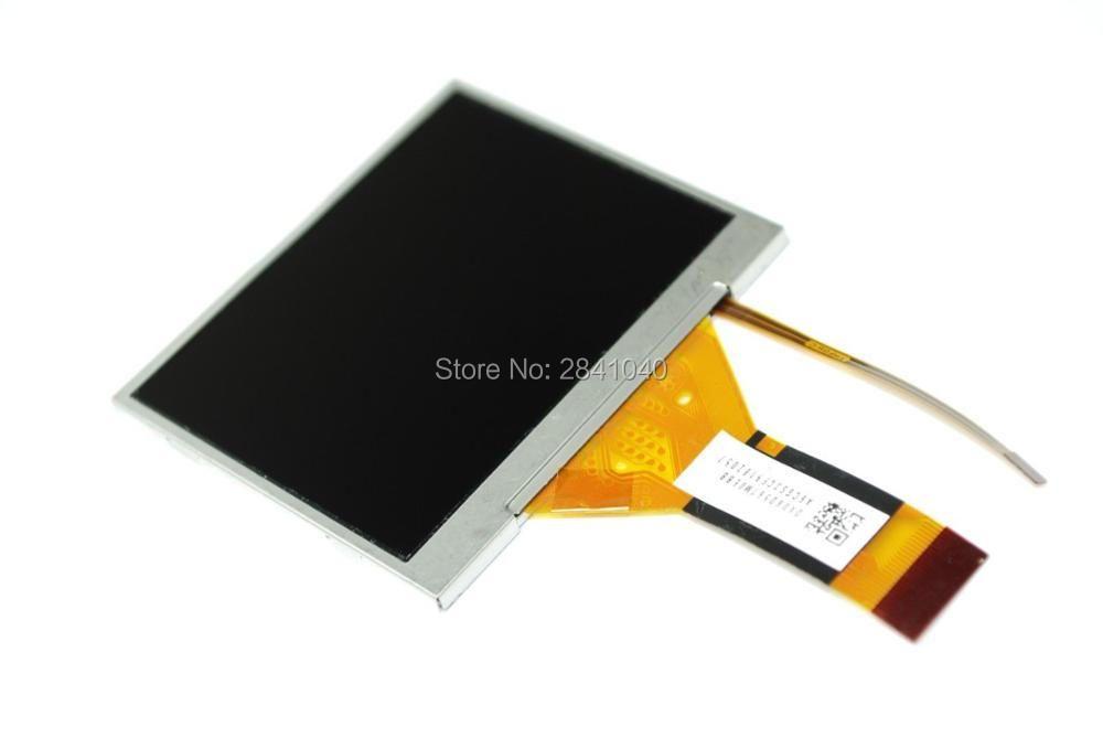 Nouvelle pièce de réparation d'écran LCD pour NIKON D40 D40X D60 D80 D200 pour appareil photo numérique Canon 30D 5D avec rétro-éclairage