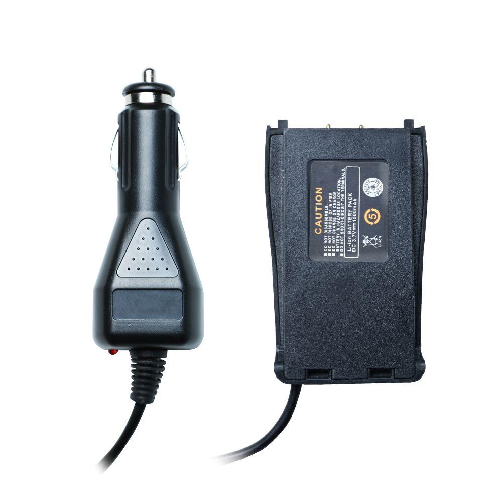 Baofeng Chargeur De Voiture Eliminator Batterie Pour Radio Bidirectionnelle Baofeng bf-888s 777 s 666 s Talkie Walkie