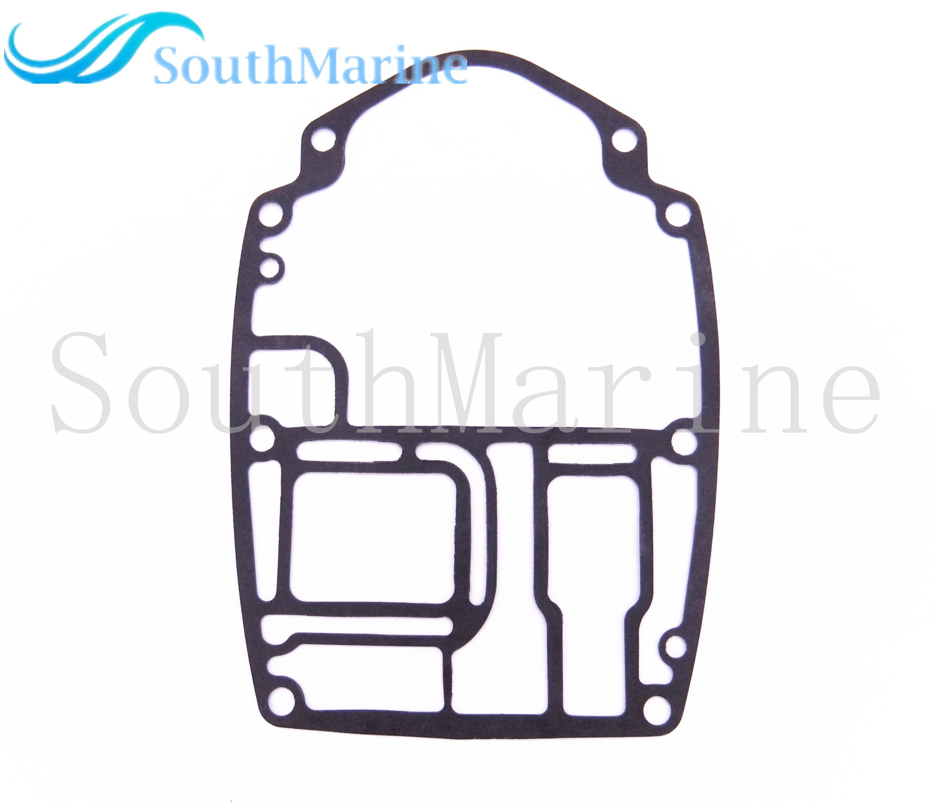 Outboard Engine 66T-45113-A0 Upper Casing Gasket for Yamaha 2-Stroke 40HP 40X E40X Boat Motor Free Shipping