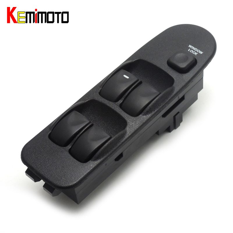 KEMiMOTO Window Switch Left Right FOR MITSUBISHI Carisma Switch Space Star Window Switch MR740599