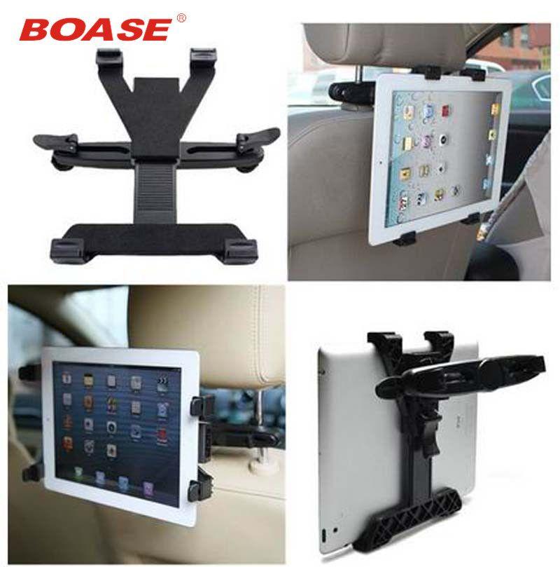 Universelle pour Véhicules Seat Retour Titulaire D'appui-Tête Bâti Rotatif Pour IPAD/tout support de tablet pc/GPS/TV /DVD livraison gratuite