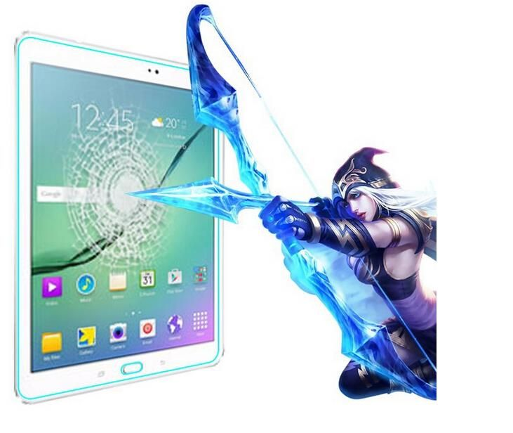 Tab S2 9,7 ''T810 Gehärtetem Glas displayschutzfolie Für Samsung Galaxy Tab S2 T810 815 9,7 zoll Schutzfolie