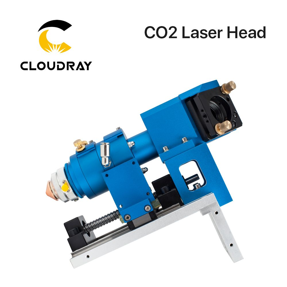 Cloudray 500W CO2 Laser Cutting Head Metal and Non-metal Mixed Cut head for Laser Cutting Machine LASER HEAD