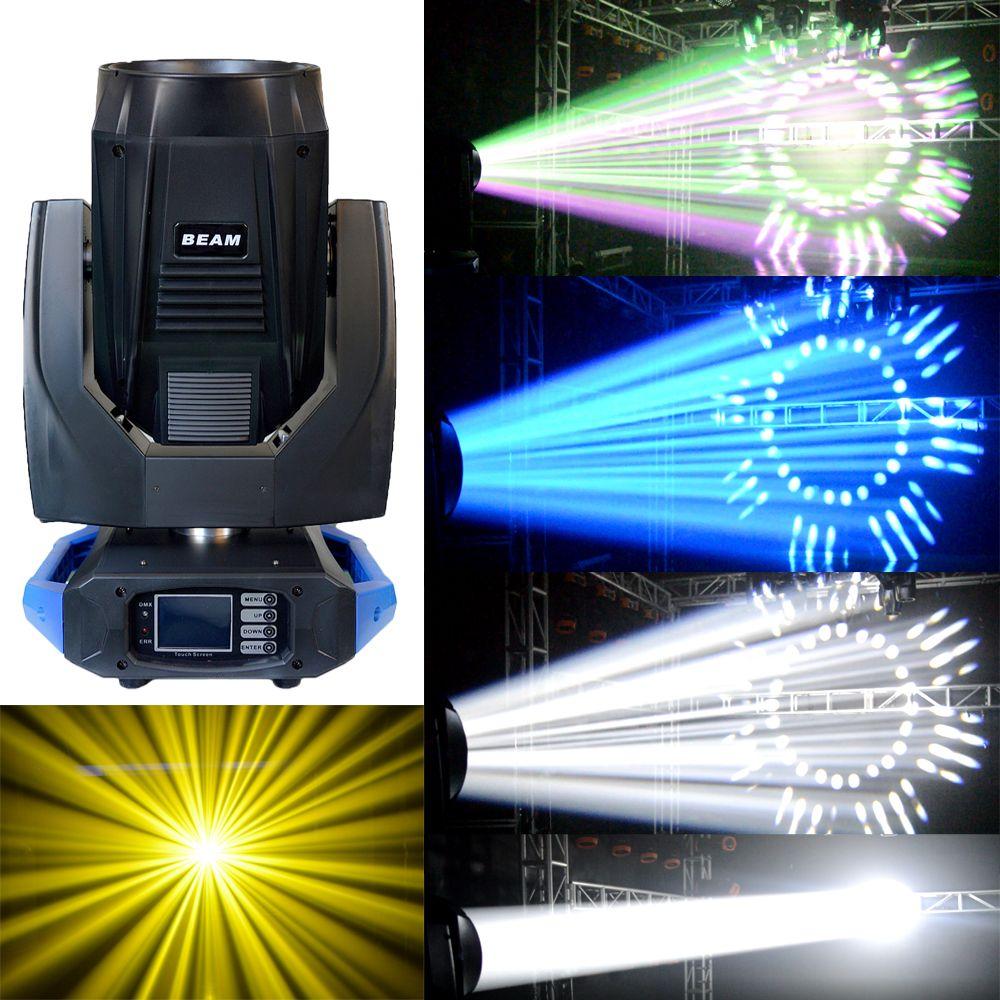 Nightjar 17R Sharpy 3in1 350 w Moving Head Strahl Licht Doppel Prismen Für Bühne Wirkung Dj Nacht Club Hochzeit beleuchtung