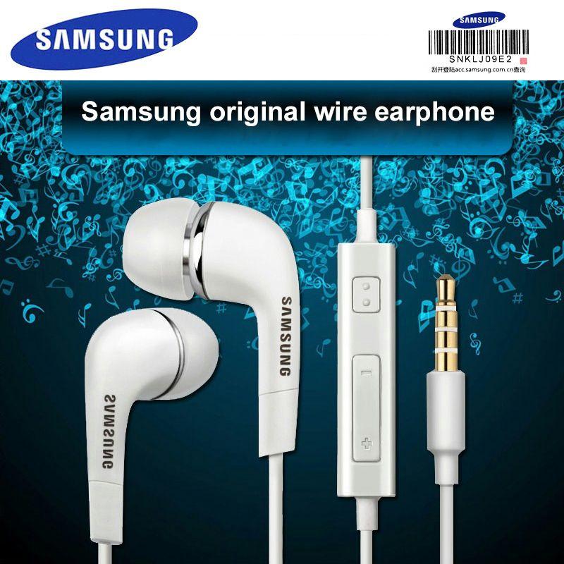 SAMSUNG Kopfhörer EHS64 3,5mm In-ohr mit Mikrofon Draht Headset für Samsung Galaxy S8 xiaomi Unterstützung Offizielle Original-Test