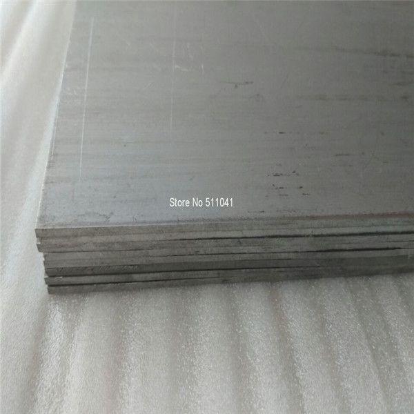 Astm b265 titanium ti6al4v grade 5 platten blatt, 2mm * 400mm * 560mm kostenloser versand