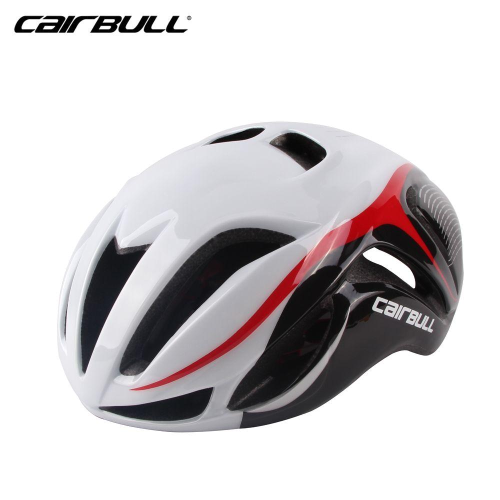 CAIRBULL Casque De Vélo Vélo Bouchon de Sécurité de Vélo De Route Réduire La Résistance Au Vent 17 Ventilation Trous eps Intégralement-moldes 4d casque
