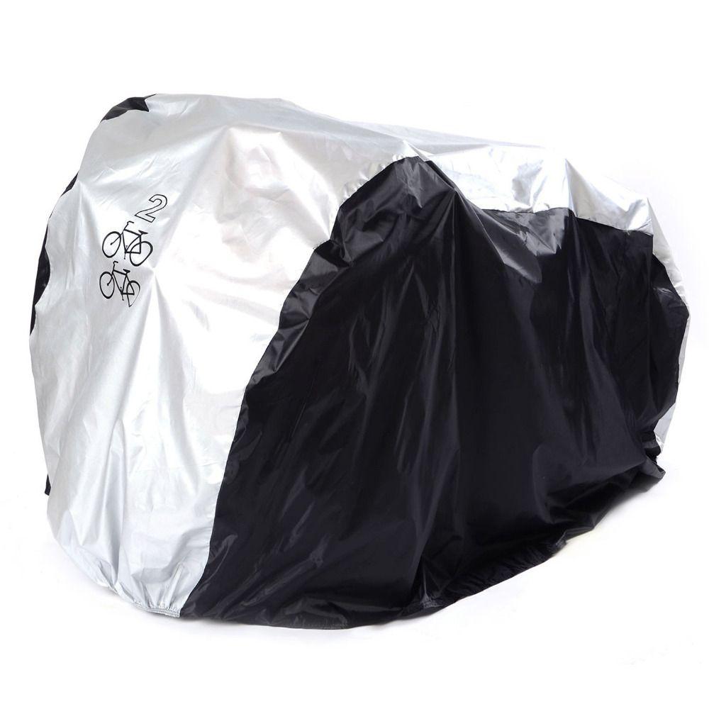 200*75*110 cm couverture de vélo vélo pluie neige poussière soleil Protection moto étanche UV Protection Cubiertas