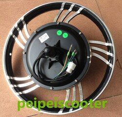16 inch or 18 inch bldc brushless dc wheel hub motor 500w 1000w for electric bicycle kit DIY phub-27