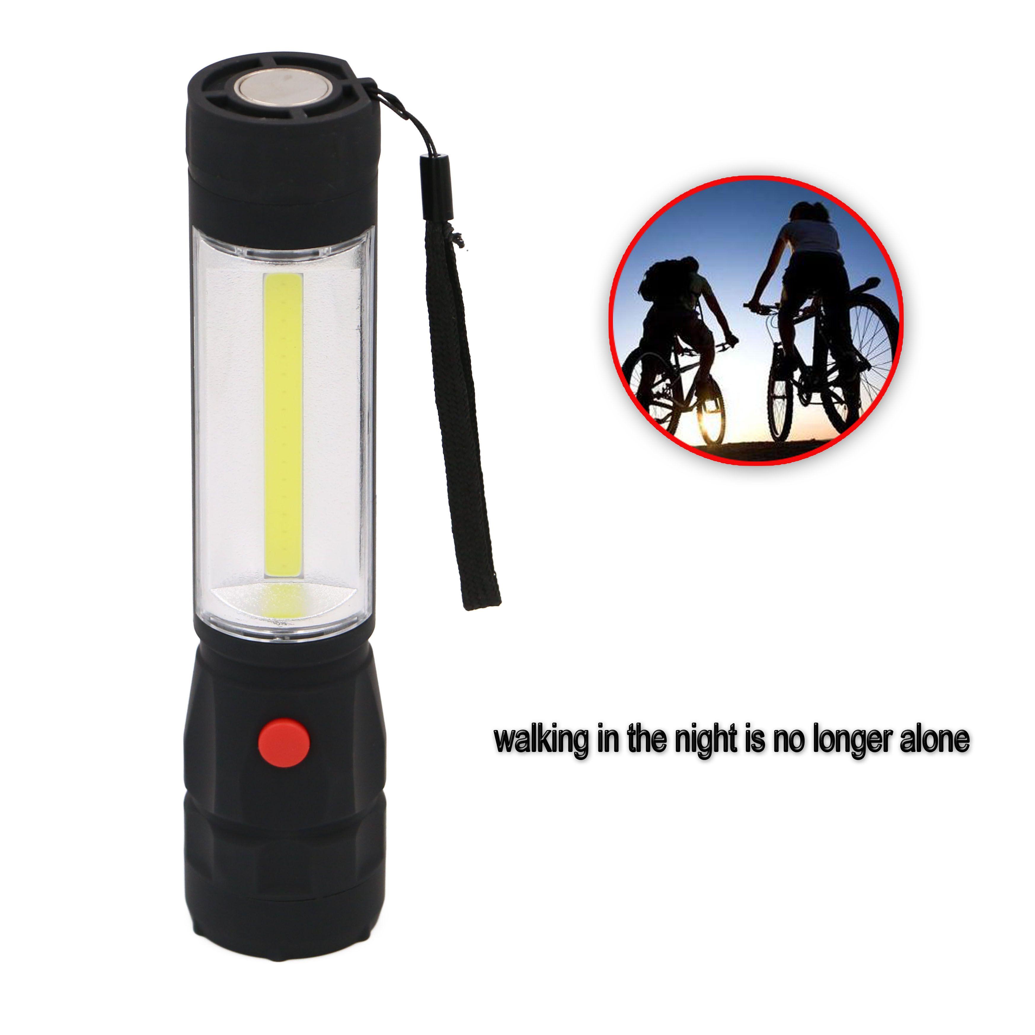 LED Super Helle Taschenlampe Mini Inspektion Licht Lampe Stift Tasche Clip Arbeit Taschenlampe AA batterie Licht