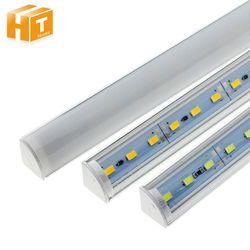Coin de mur LED Bar Lumière DC 12 V 50 cm Haute Luminosité 5730 Rigide LED Bande 5 pcs/lot.