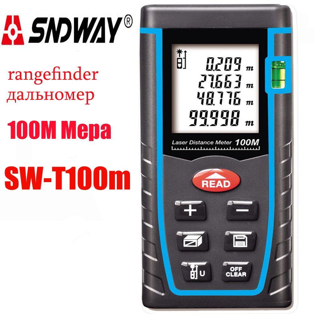 Télémètre laser numérique télémètre électronique laser règle télémètre mesure 40 M 60 M 80 M 100 M tren ruban Laser roulet