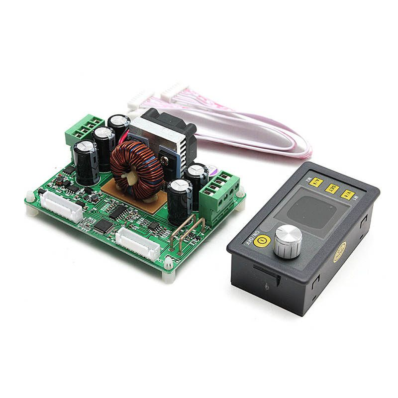 New DPS3012 Constant Voltage current Step-down Programmable Power Supply module buck Voltage converter color LCD voltmeter