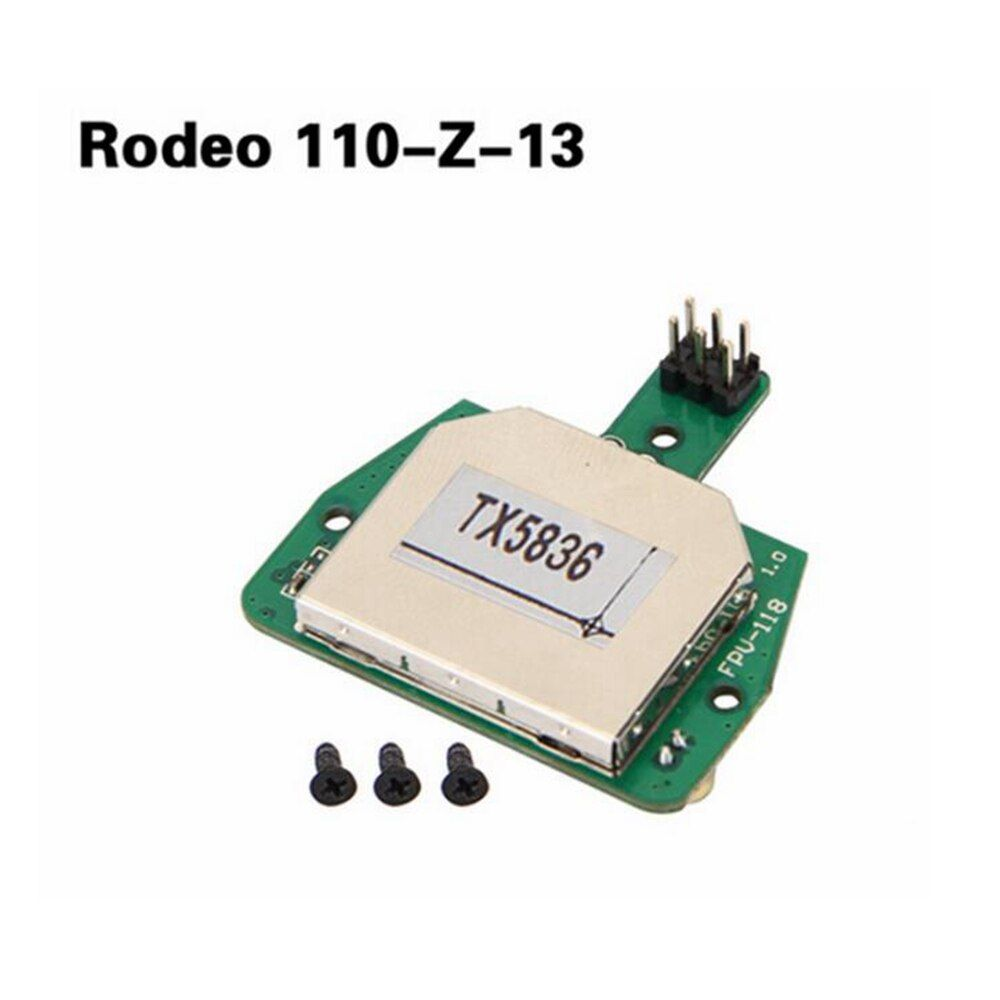 Walkera Rodeo 110-Z-13 TX5836(FCC) Transmitter Spare Parts for Rodeo 110 Racing Drone RC Quadcopter