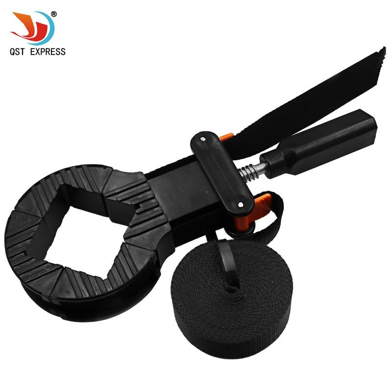 Multifunction blet clamp Woodworking Quick Adjustable Band Clamp Polygonal clip 90 Degrees Right Angle Corner Photo Frame Clips