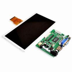 7 inch Raspberry Pi 3 TN LCD With HDMI VGA AV Screen Display Module For Pcduino Banana Pi 800x480