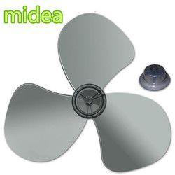1 pcs Grand vent 16 pouce 400mm pale de ventilateur en plastique