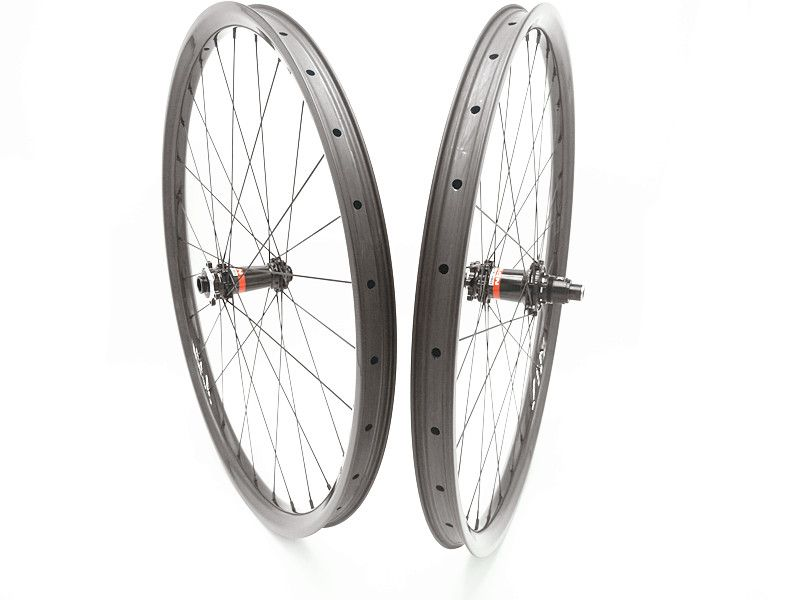 29er mtb wheels 35mm UD hookless AM carbon MTB wheels XDS641 XDS642 boost XD 1420 spokes MTB bike wheels Straight pull 6 claw