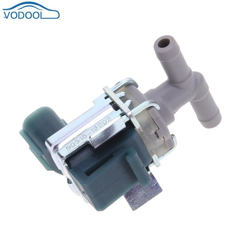 Car Auto ABS Plastic Metal Turbocharged Solenoid Valve for Toyota 9091012202 car-styling