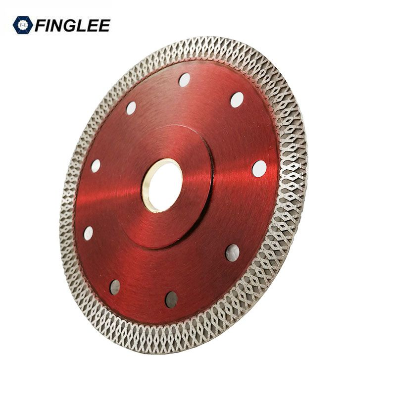 105/115/125mm Wave Style Diamond Saw Blade for Porcelain tile ceramic Dry cutting aggressive disc marble granite <font><b>Stone</b></font> saw blade