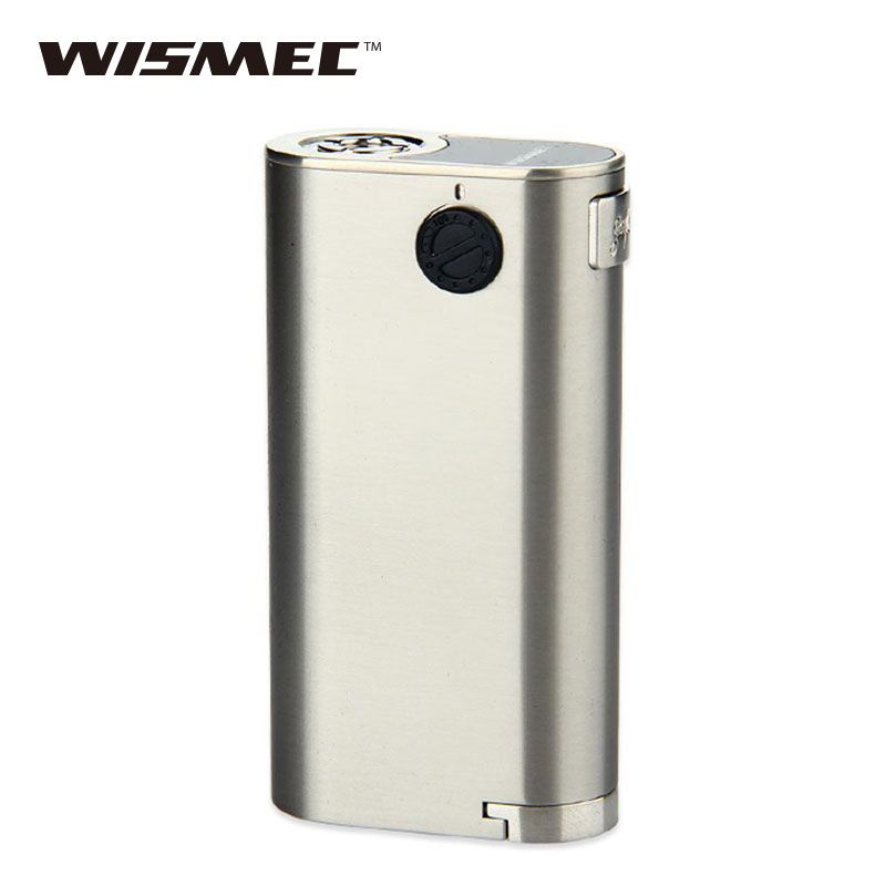 Original WISMEC Noisy Cricket II-25 Box MOD Electronic Cigs New Noisy Cricket 2 Vape Mod updated version of Noisy Cricket Mod