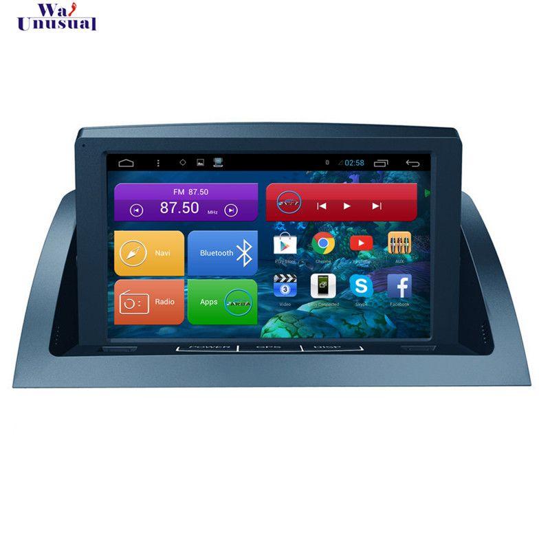 WANUSUAL 8Inch Quad Core 16G Android 6.0 GPS Navigation für Benz C200 W204 2007 2008 2009 2010 2011 Mit bluetooth Wifi 1024*600