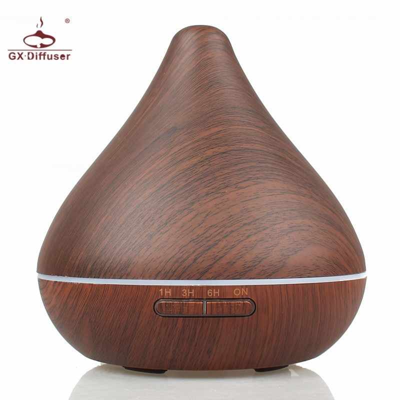 GXDiffuser 300ML Electric Timing Function Aroma Diffuser Aromatherapy Essential Oil Diffuser Household Ultrasonic Air Humidifier