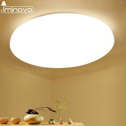 Modern LED Ceiling Light Lighting Fixture Lamp Surface Mount Living Room Bedroom Bathroom Remote Control Home Decoration Kitchen