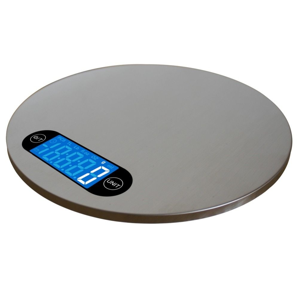 LCD Digital Kitchen Scale 5KG/1g Food Diet Postal Kitchen Scales Digital Scale Balance Weight LED Electronic Scale
