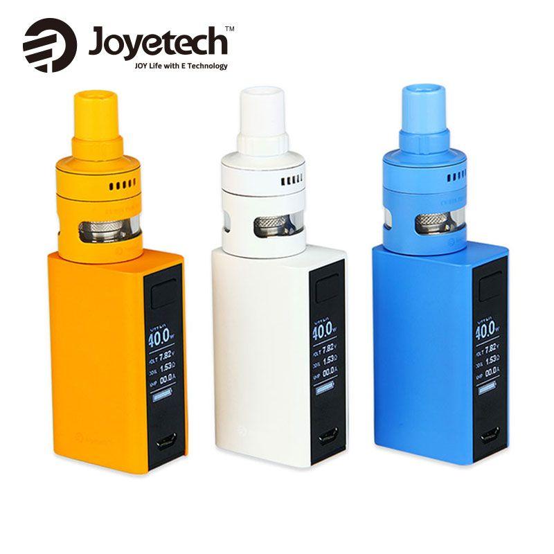 OriginalJoyetech eVic Basic kit w/ Cubis Pro Mini Tank 2ml Evic Battery 1500mah Cubis Pro Mini Atomizer E-cig vs istick pico