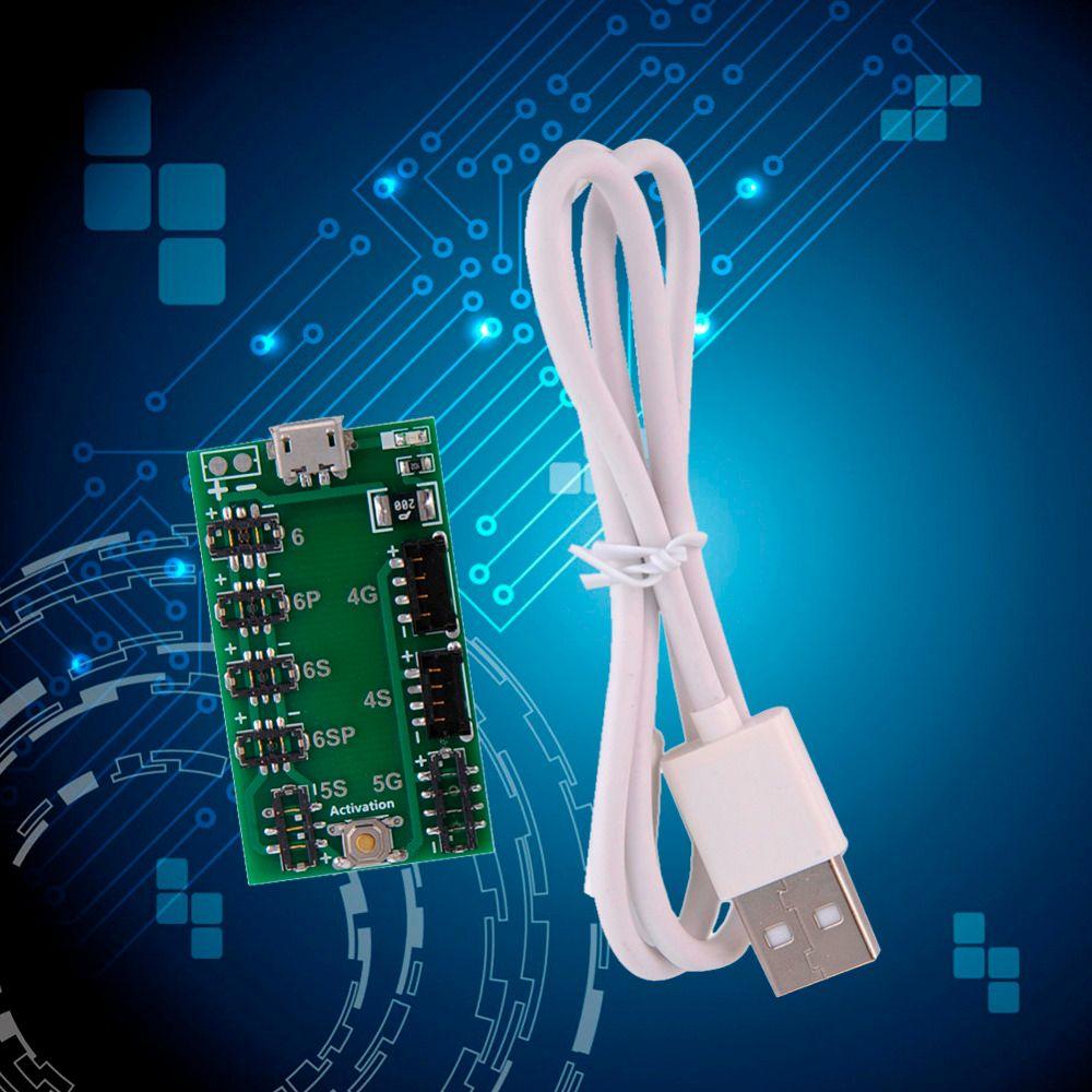 Großhandel Professionelle Batterie Ladekabel Aktivieren Platte Bord für iPhone 6 und 6 Plus 5 S 5 4 S 4