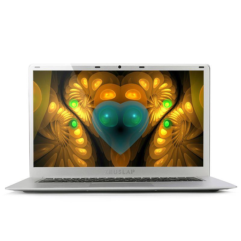 15,6 zoll Laptop Ultradünne 8GB RAM 500g 1000g 2000GB HDD Intel Quad Core CPU 1920X1080P Volle HD Schnelle Run Laptop Notebook Computer