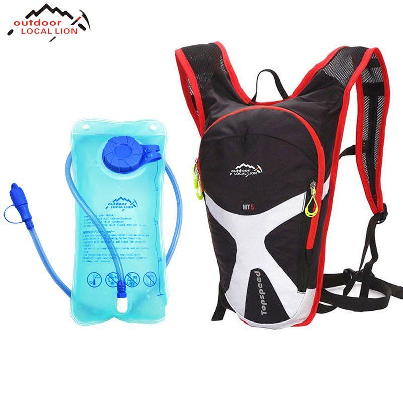 Sac de vélo LION LOCAL 5L Mini sac à dos de cyclisme tenir l'eau sacs de route vtt stockage de l'eau vélo 2L sac à eau équitation sacs de course