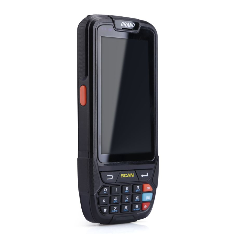 2D Barcode Scanner Reader Android 7.0 Handheld Terminal RFID PDA with 16G ROM and 2G RAM