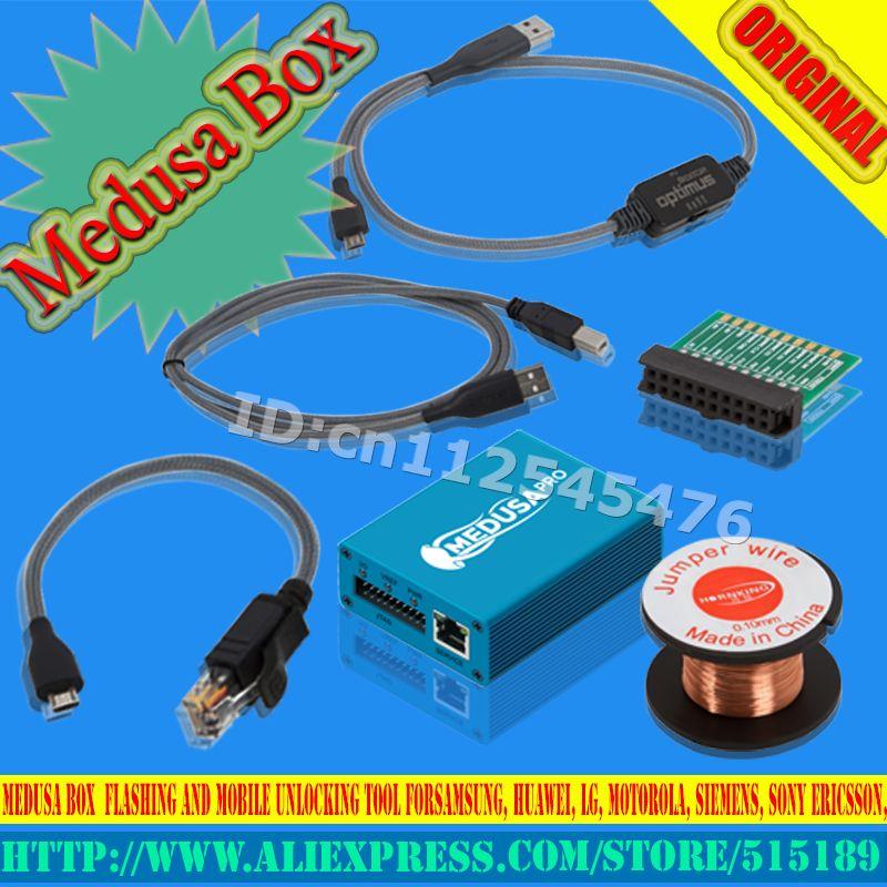 gsmjustoncct  Hot Medusa Box Medusa Pro Box +TAG Clip For LG, Samsung, Huawei +Free Shipping