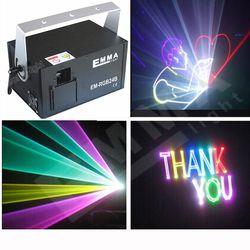1.5 واط rgb شعاع الليزر و الرسوم المتحركة ، DMX ، كشاف إضاءة للحفلات/KTV ضوء/جهاز عرض ليزر/أضواء للمسرح/إيما الليزر تظهر