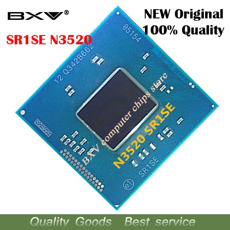 SR1SE N3520 100% new original BGA chipset pour ordinateur portable livraison gratuite avec un suivi complet message