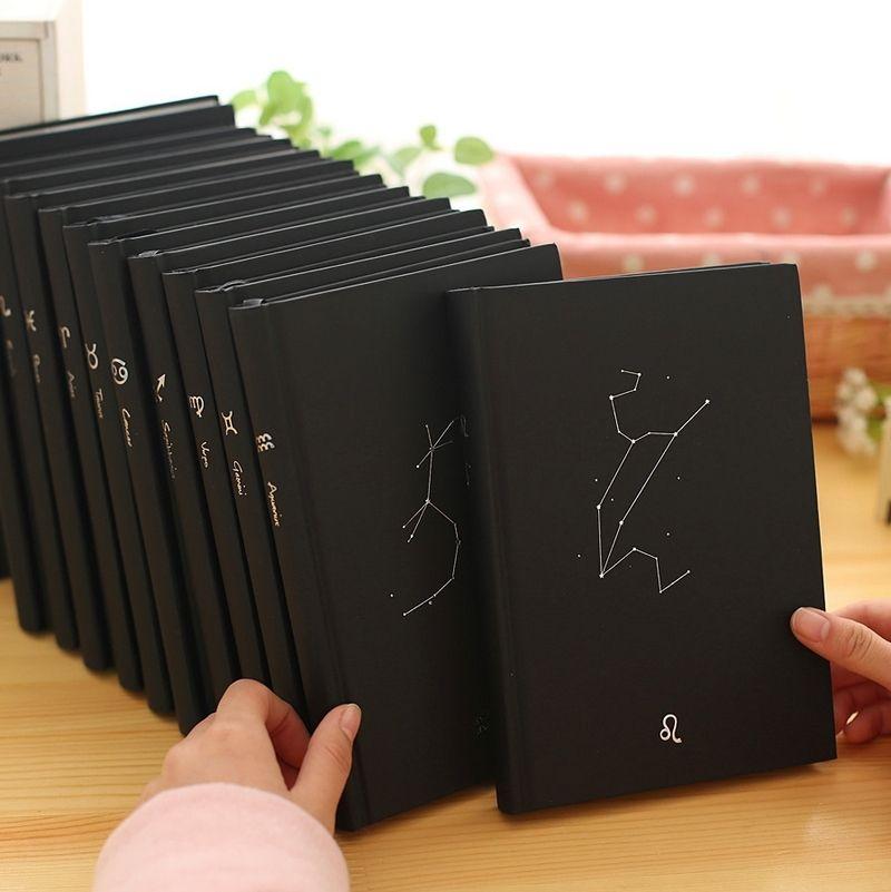 Корея канцелярские двенадцать оригинальность 12 дневник студент блокнот в сдержанном стиле жесткий стенограмма вы Тетрадь