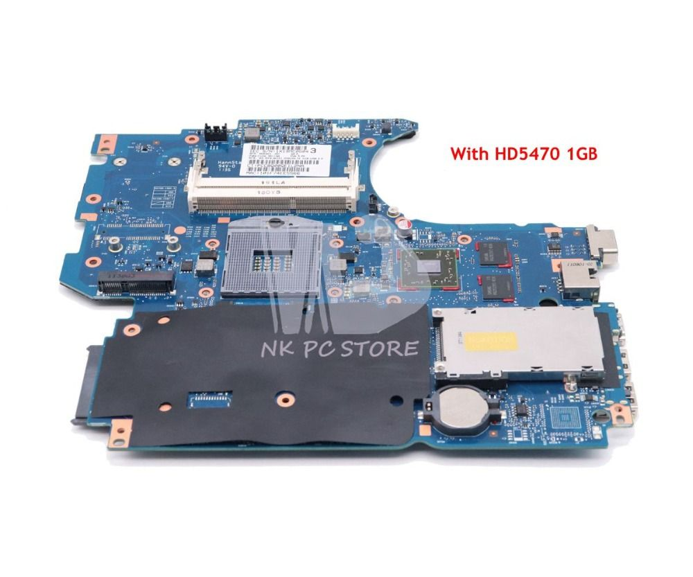 NOKOTION 670795-001 658343-001 For HP Probook 4530s 4730s Laptop Motherboard / System Board HM65 DDR3 HD5470 1GB