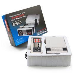 D'origine Mini TV De Poche console de jeu AV HDMI Sortie Famille jeu console Intégré 500 ou 600 jeux mini