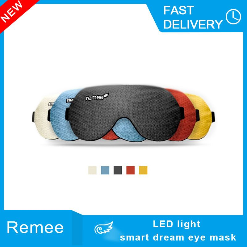 Remee Lucid Dream Mask Dream Machine Maker Remee Remy Patch Dreams Sleep 3D VR Eye Masks Inception Lucid Dream Control
