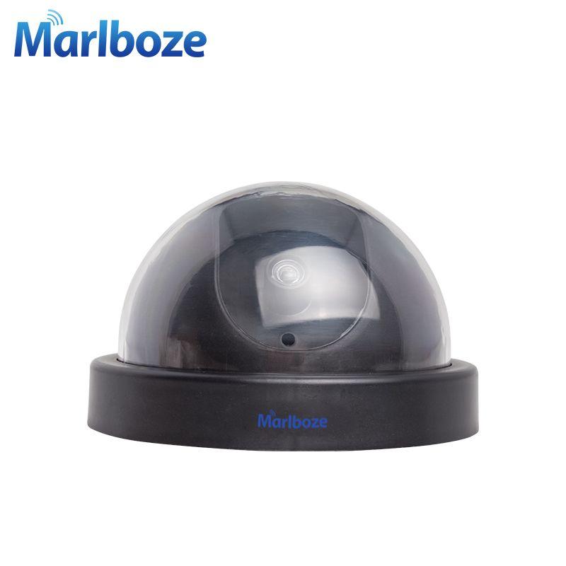 Wireless Home Security Gefälschte Kamera Simulierte videoüberwachung indoor/außenüberwachung Dummy Ir Führte Gefälschte Dome kamera