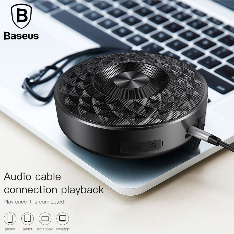 BASEUS E03 Bluetooth Динамик открытый Беспроводной Портативный Динамик Bluetooth стерео Водонепроницаемый Спорт Altavoz enceinte Встроенный микрофон