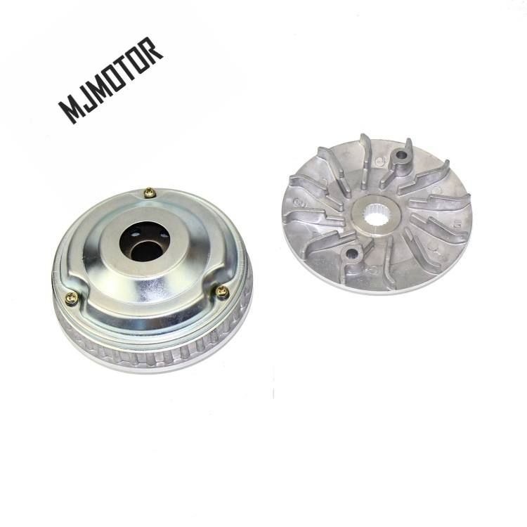 CH125 Variator Set with fan For Chinese QJ Keeway Scooter Honda CF125 Motorcycle ATV Moped Spare Part